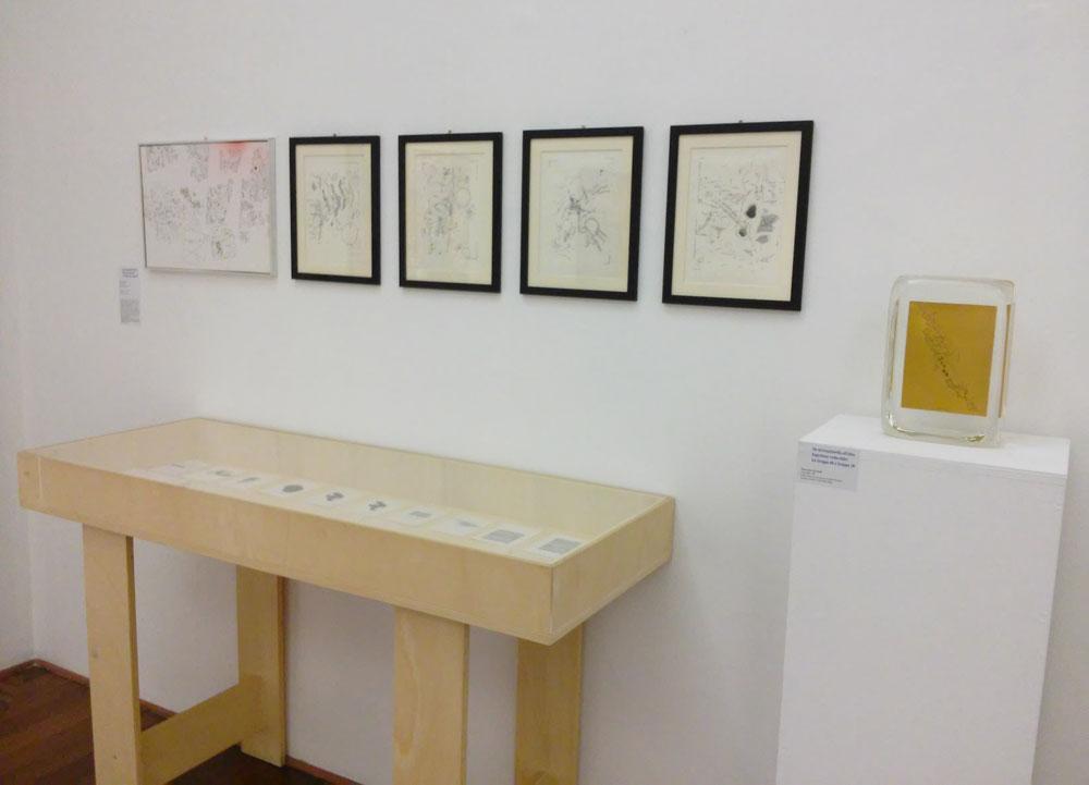 Opere di Vincenzo Accame in mostra