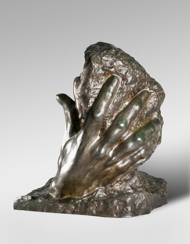 Auguste Rodin, La mano di Dio