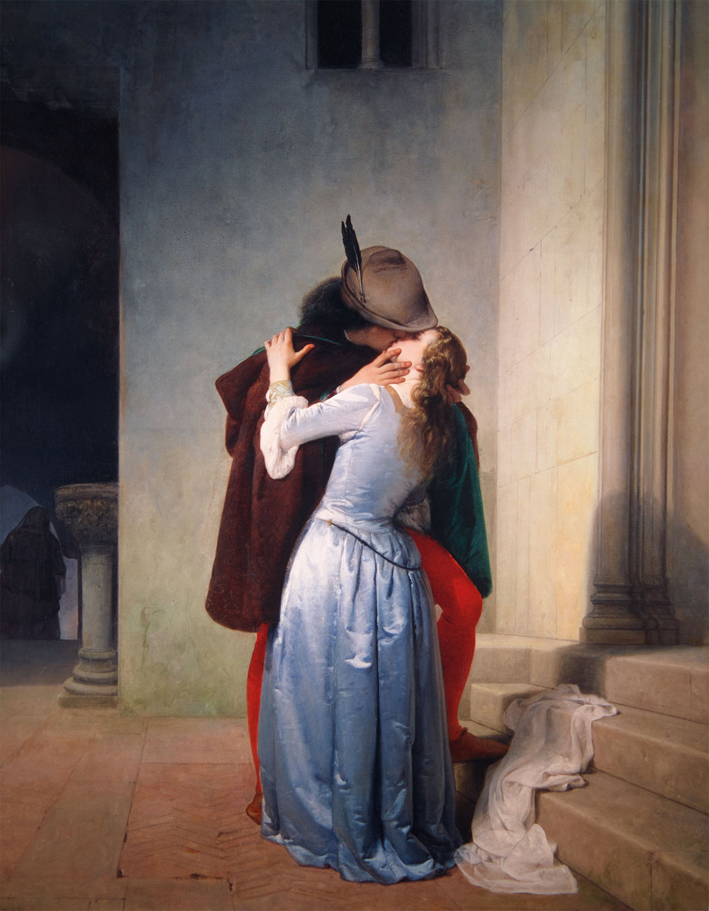 Francesco Hayez, Il Bacio (1867)