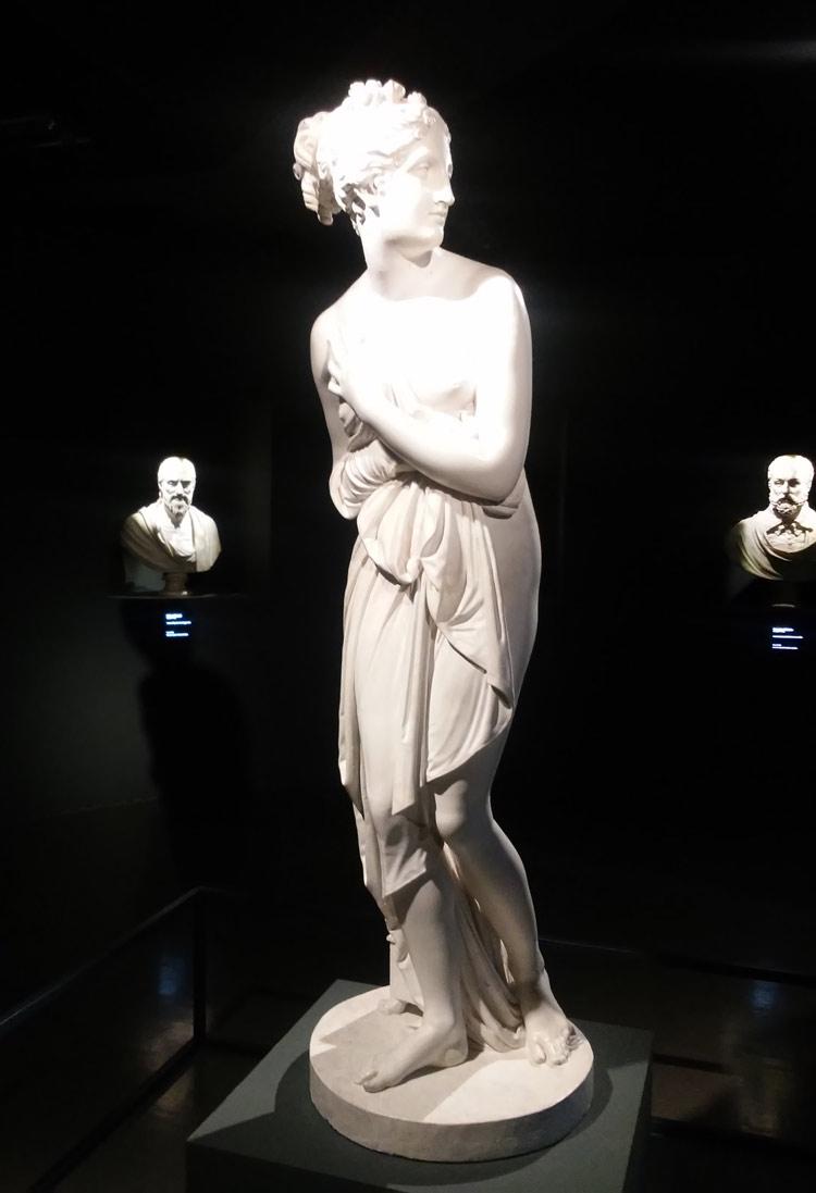 Antonio Canova, Venere Italica