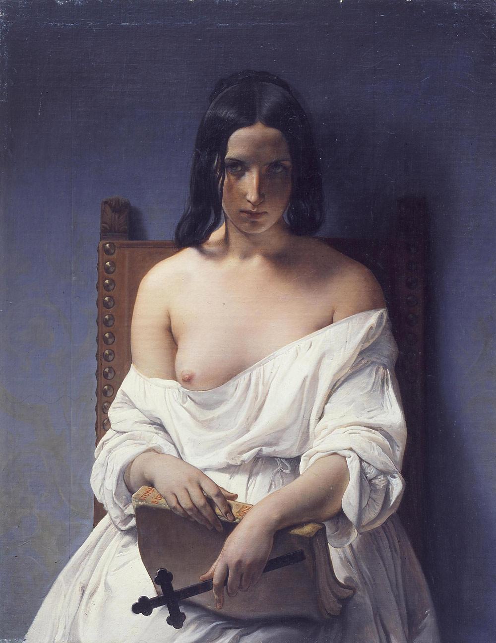 Francesco Hayez, Meditazione