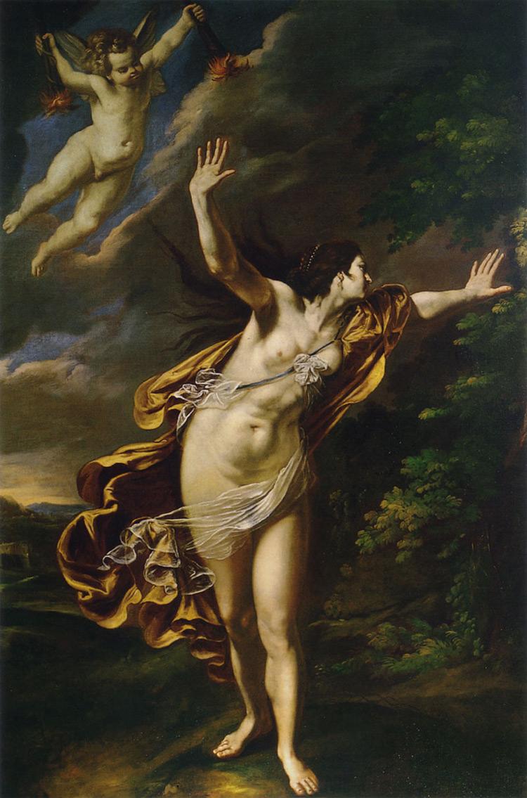 Artemisia Gentileschi, Aurora