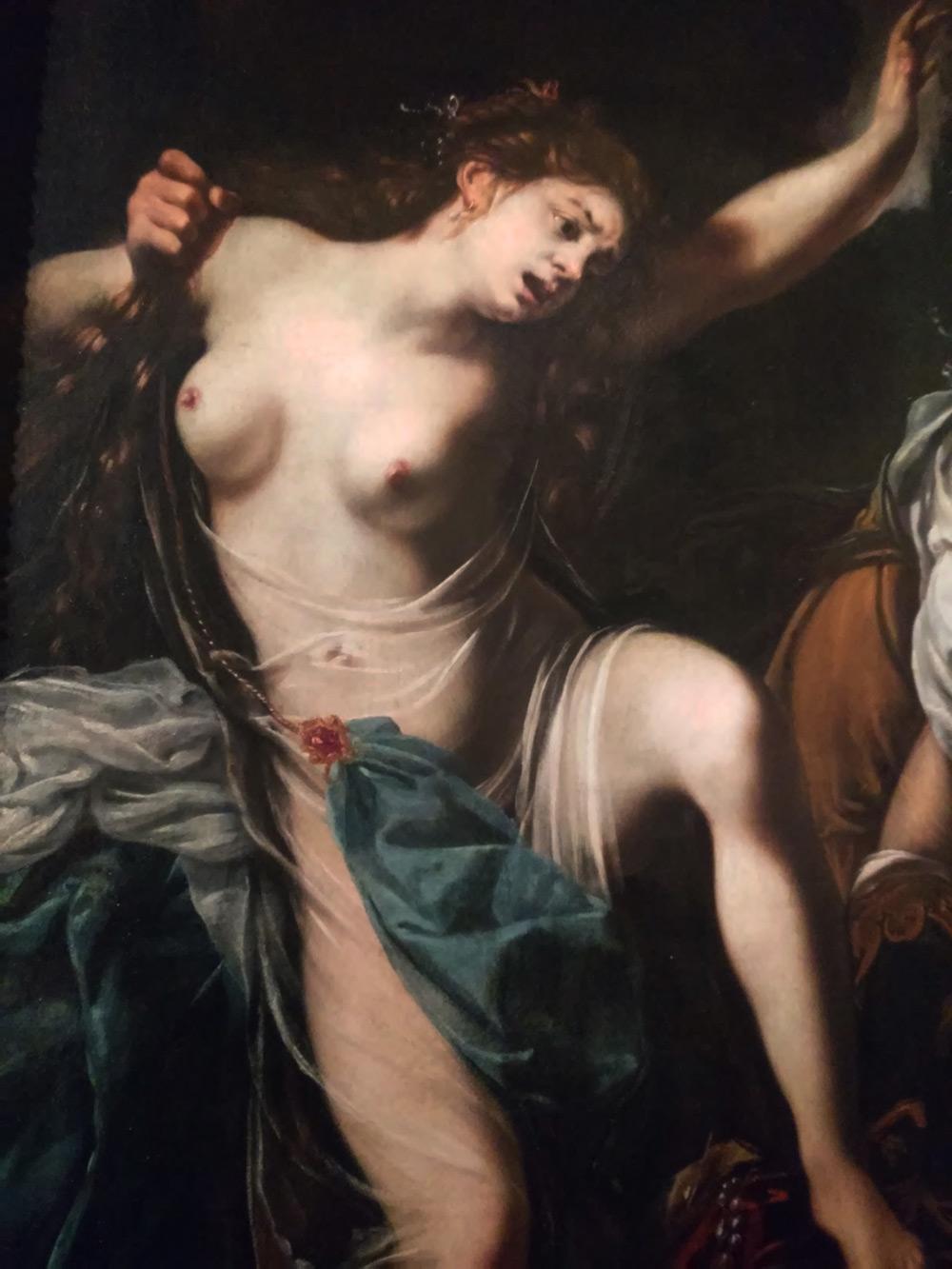 Francesco Furini, Venere (particolare)