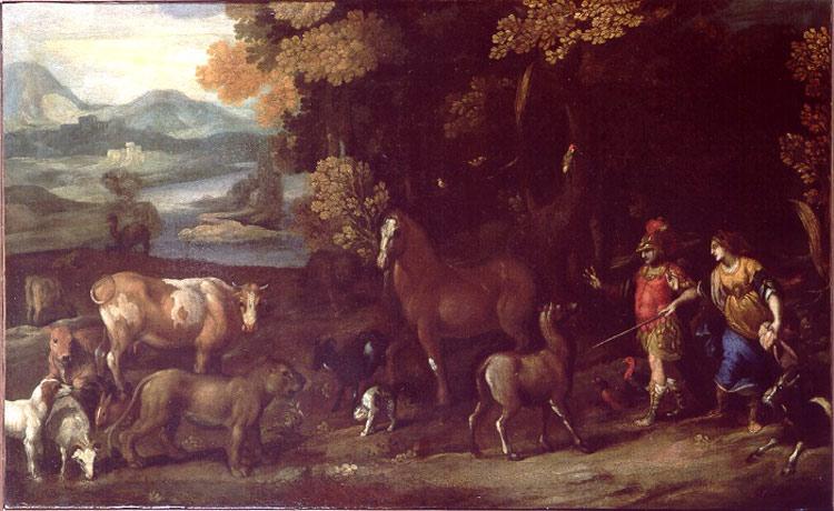 Sinibaldo Scorza, Circe e Ulisse