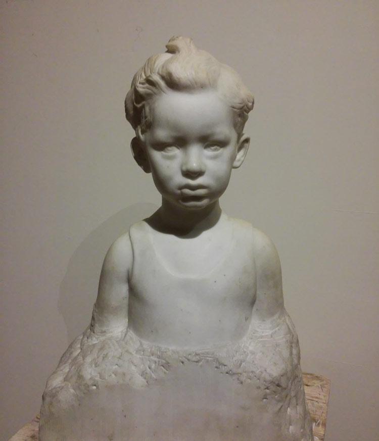 Arturo Dazzi, Ritratto di bimbo