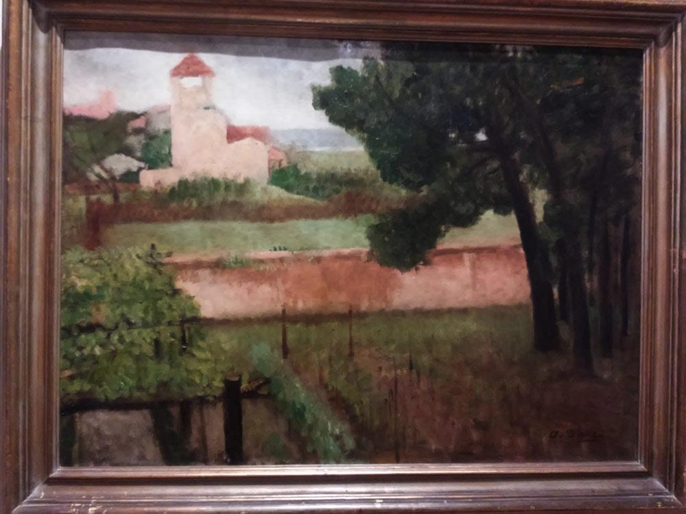 Arturo Dazzi, Dopo la pioggia