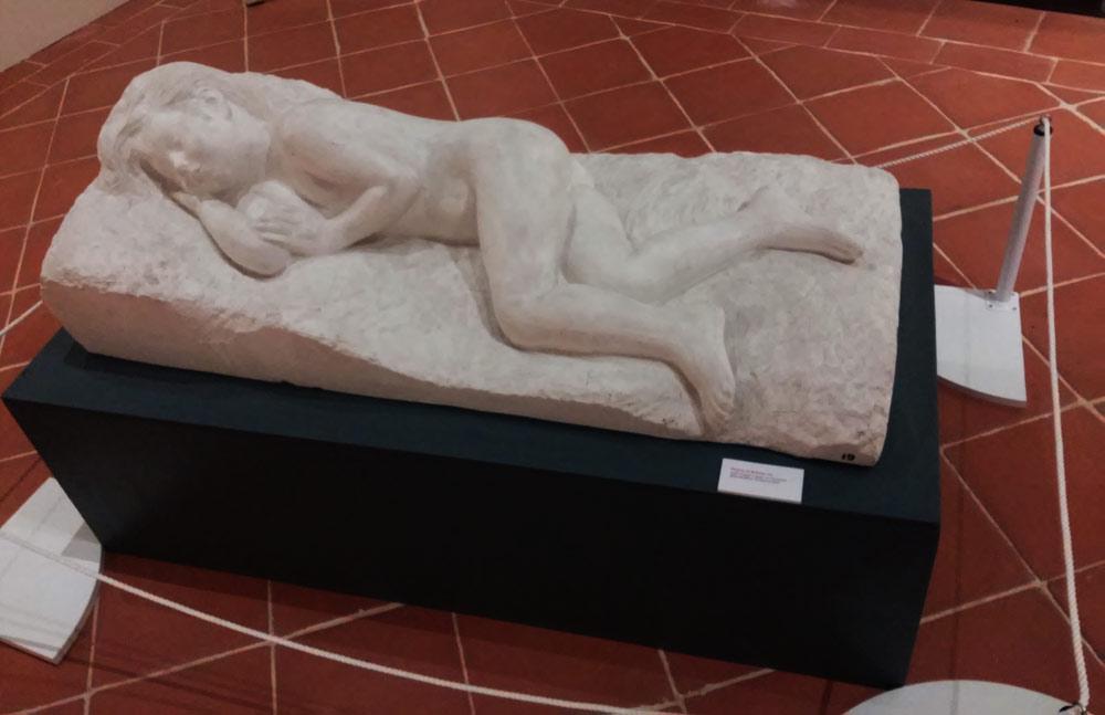 Arturo Dazzi, Sogno di bimba