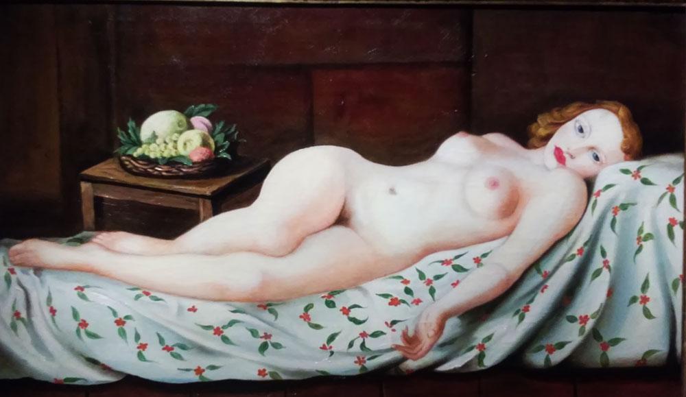 Moïse Kisling, Grande nudo disteso