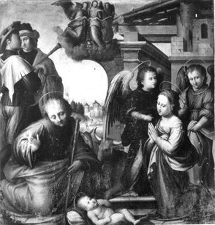 Tommaso di Stefano Lunetti, Natività