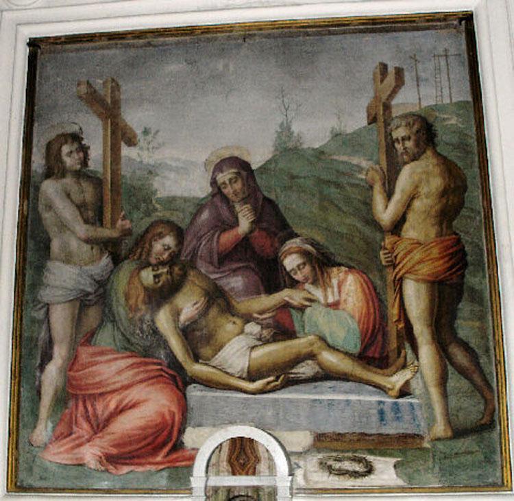 Tommaso di Stefano Lunetti, Pietà