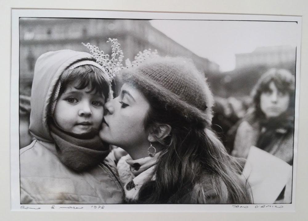 Tano D'Amico, Roma, 8 marzo 1978