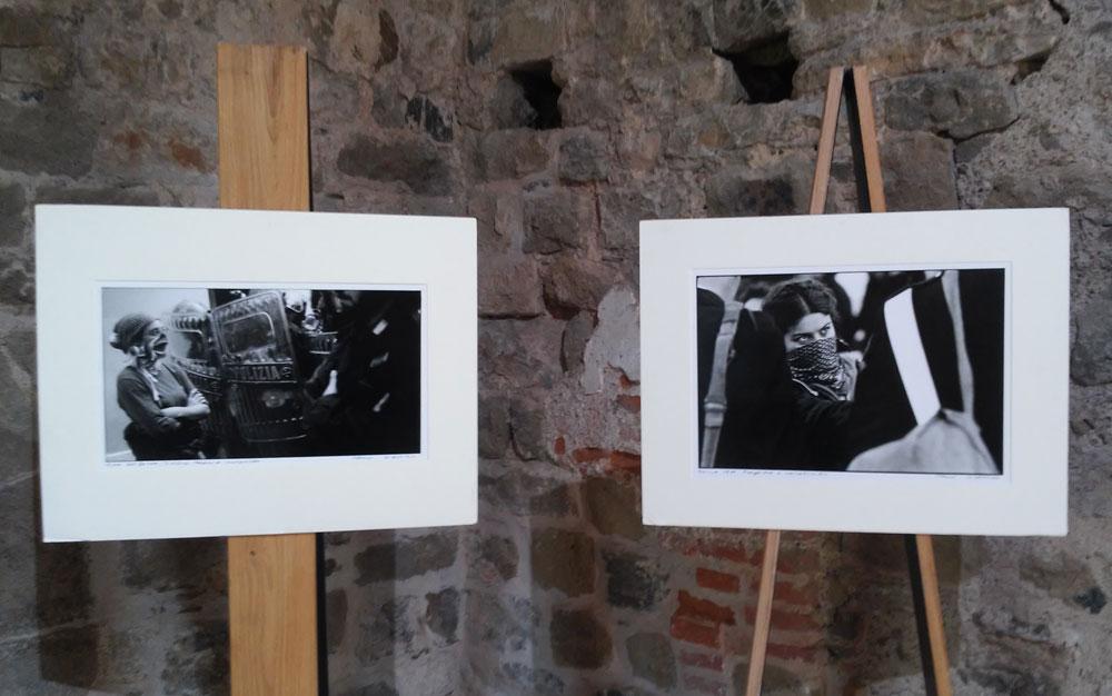Il confronto con le due donne di Roma e Riva del Garda