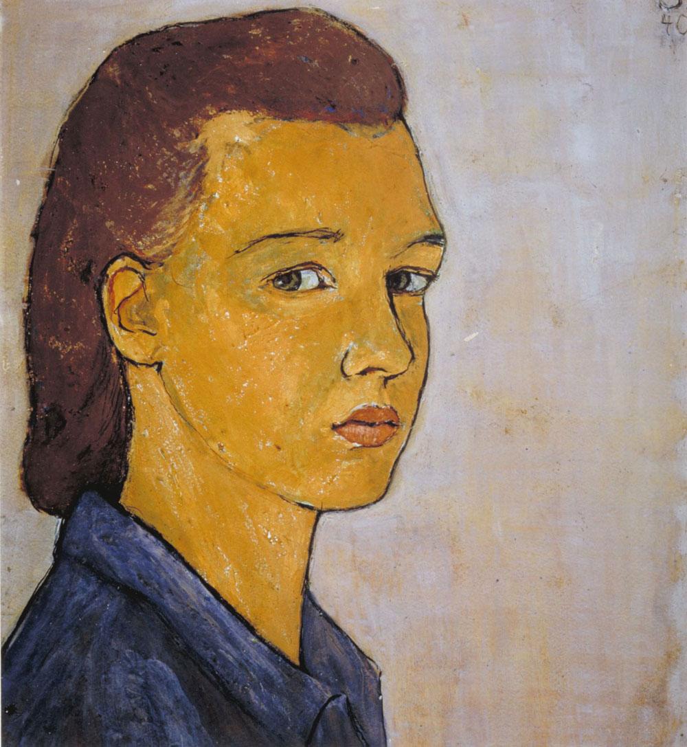 Charlotte Salomon, Autoritratto