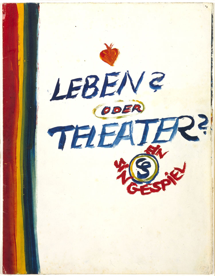 Charlotte Salomon, Leben? Oder Theater?