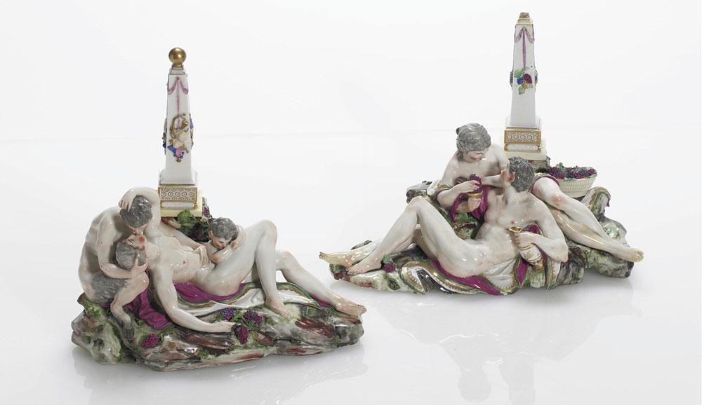 Porcellane di Ludwigsburg
