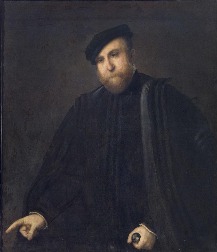 Lorenzo Lotto, Ritratto di gentiluomo