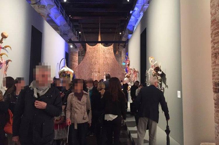Anteprima stampa della Biennale 2017