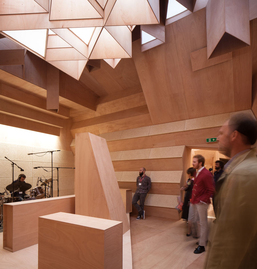 Xavier Veilhan, Studio Venezia