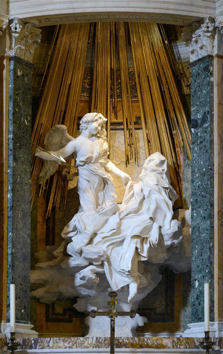 Gian Lorenzo Bernini, Estasi di santa Teresa