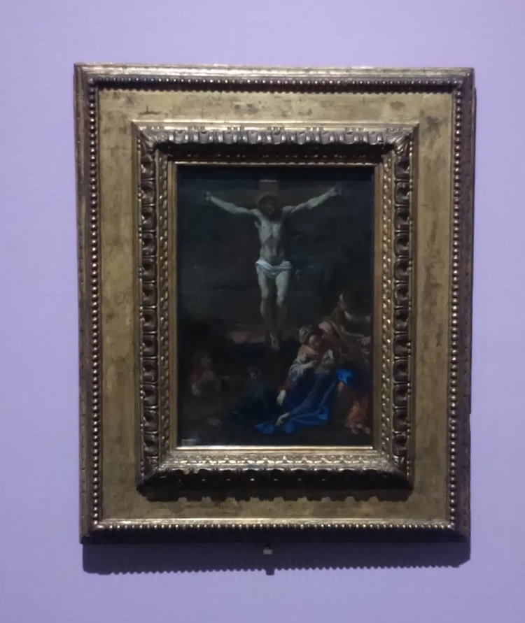 Annibale Carracci, Cristo crocifisso
