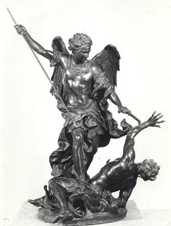 Alessandro Algardi, San Michele