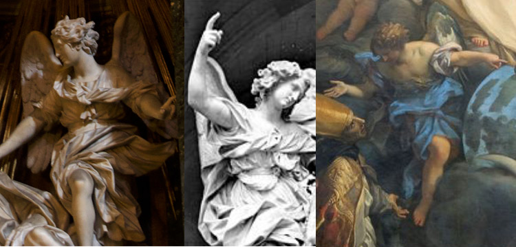 Confronto tra i divesi angeli