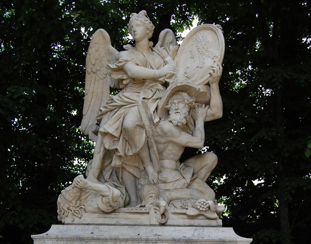 Domenico Guidi, La Renommée