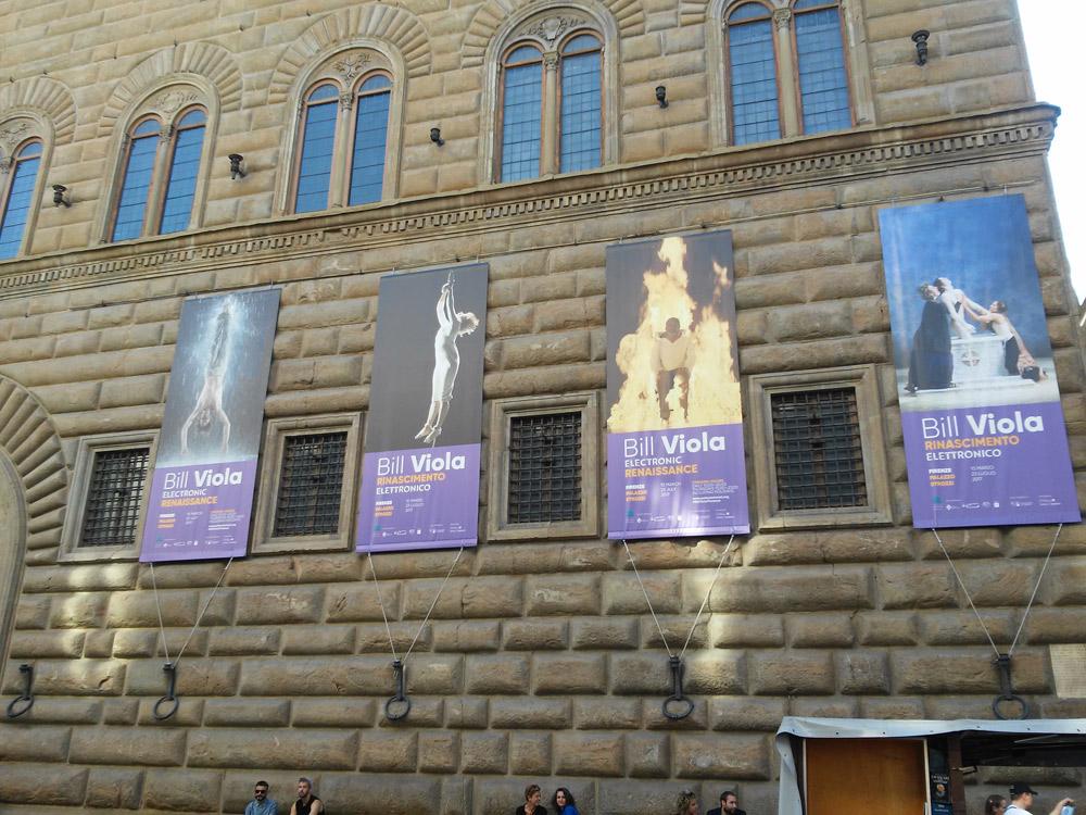 La mostra Bill Viola. Rinascimento elettronico a Palazzo Strozzi