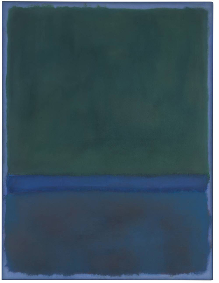 Mark Rothko, No. 17