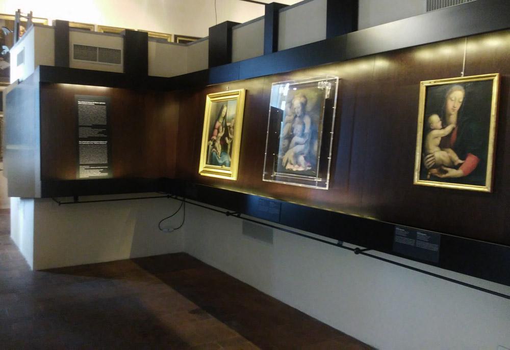 Mostra Il buon secolo della pittura senese: la sezione di Montepulciano