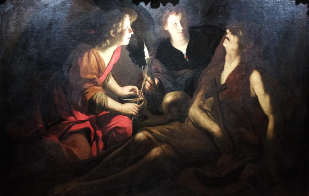 Francesco Rustici detto il Rustichino, Maddalena Morente