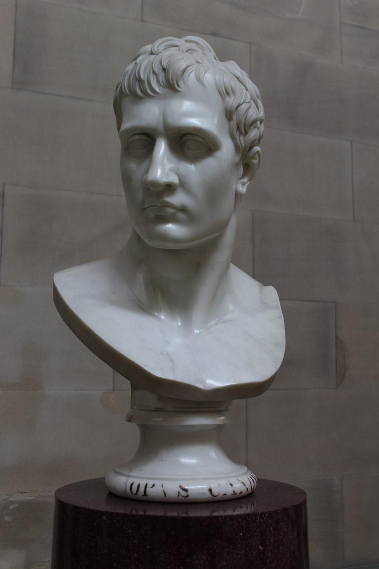 Antonio Canova e bottega, Ritratto di Napoleone Bonaparte