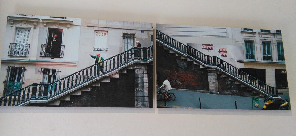 Gea Casolari, Still Here_Seul two - Rue Pierre Semard