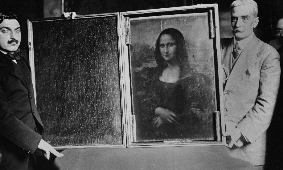 Il ritorno del dipinto al Louvre