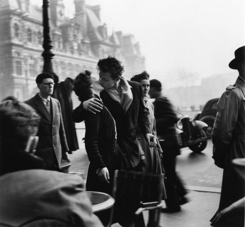 Robert Doisneau, Le Baiser de l