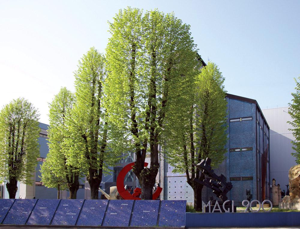 Il Museo MAGI '900 di Pieve di Cento