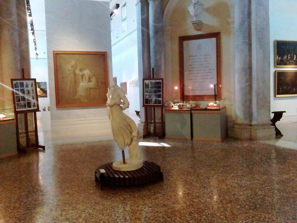 Mostra La musa mutilata ai Musei Civici di Bassano