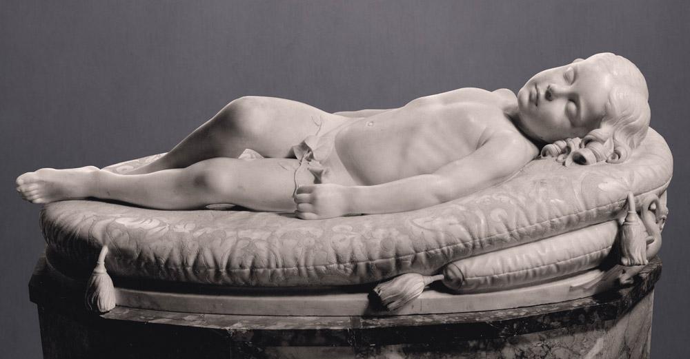 Giovanni Dupré, Il sonno dell'innocenza