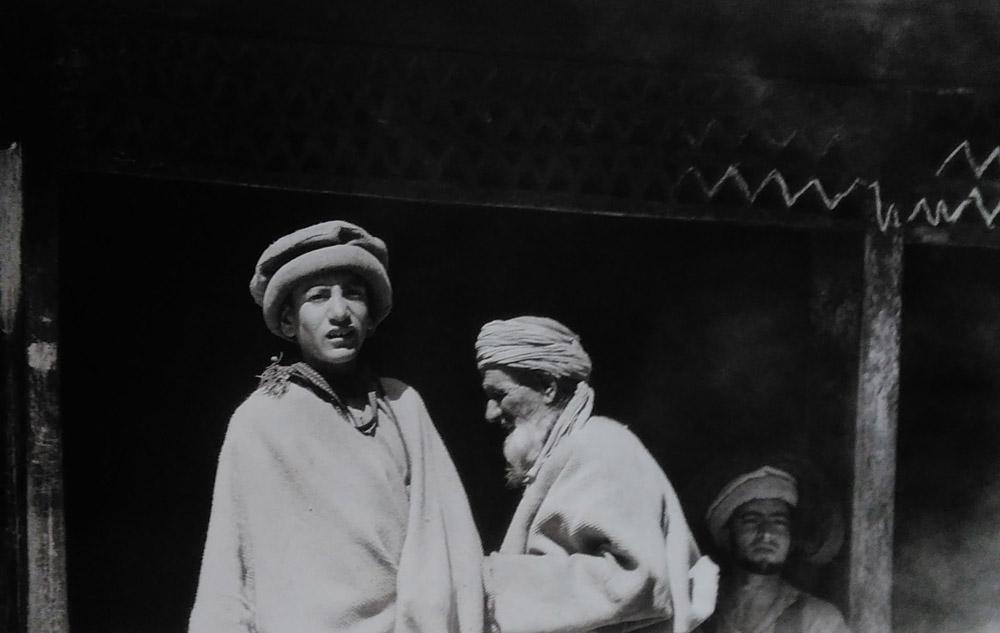 Bruce Chatwin, foto dai viaggi in Afghanistan (1962, 1963, 1964, 1969)