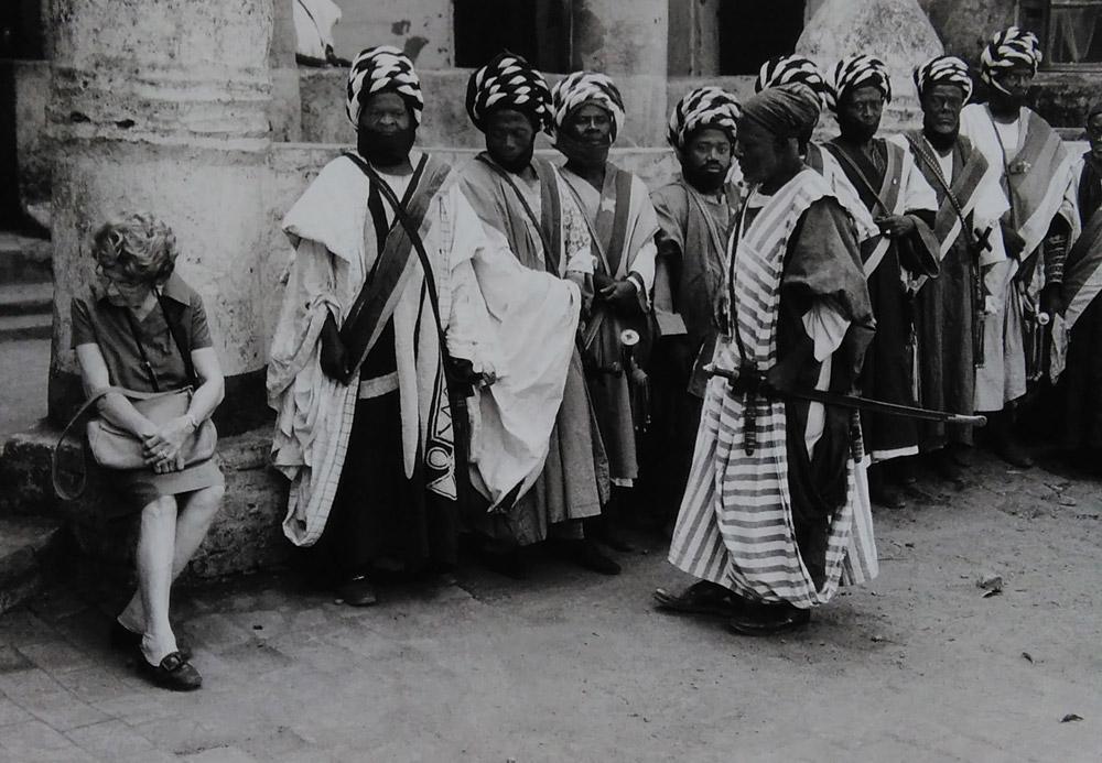 Bruce Chatwin, foto dai viaggi in Africa (1965, 1970, 1972, 1976)