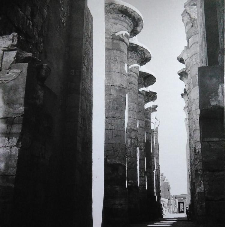 Bruce Chatwin, foto dai viaggi in Nord Africa ed Egitto (1961)