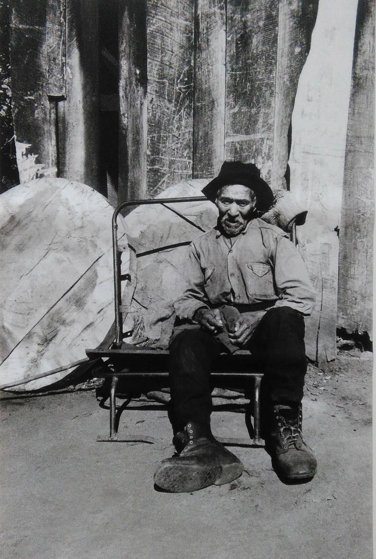 Bruce Chatwin, foto dal viaggio in Patagonia (1974-1975)