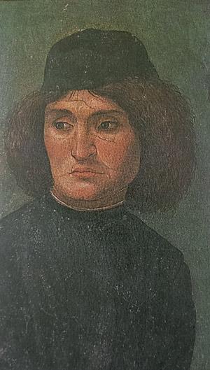 Copia da Botticelli, Ritratto d'uomo