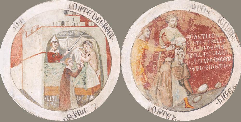 Le ruote di Agamennone e Falaride
