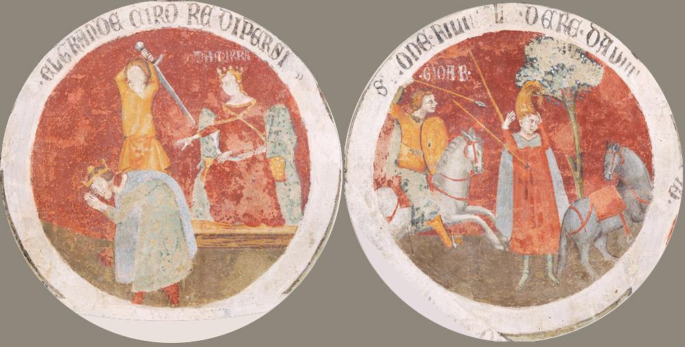 Le ruote di Ciro e Assalonne