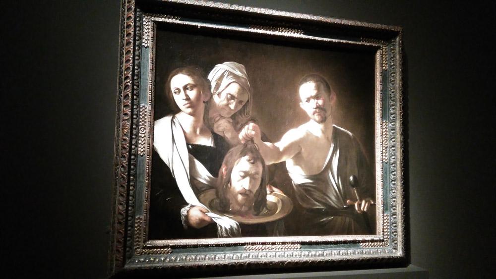 Mostra Dentro Caravaggio a Milano
