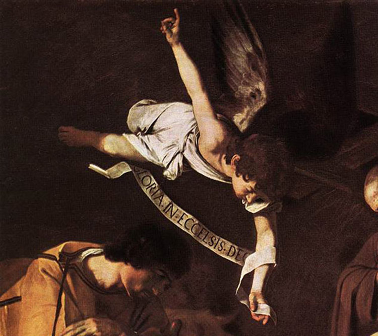 L'angelo della Natività palermitana