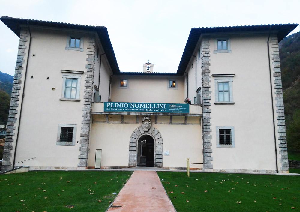 Il Palazzo Mediceo di Seravezza per la mostra su Plinio Nomellini
