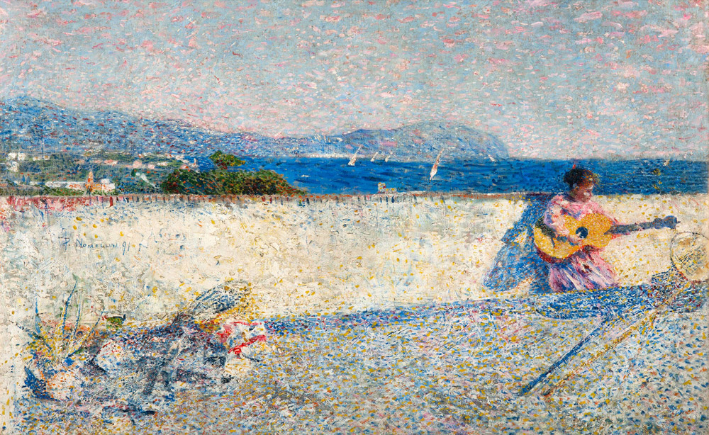 Plinio Nomellini, Il golfo di Genova o Marina ligure