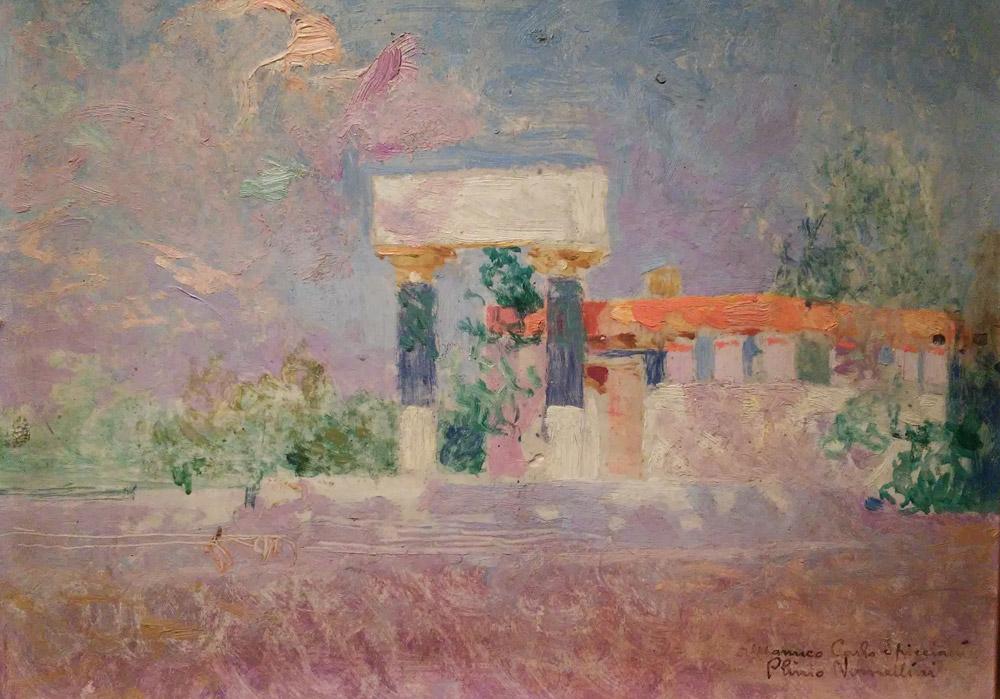 Teatro di Enrico Pea nella pineta di Viareggio